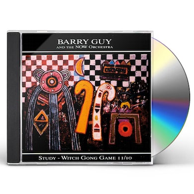 Barry Guy WITCH GONG GAME II CD