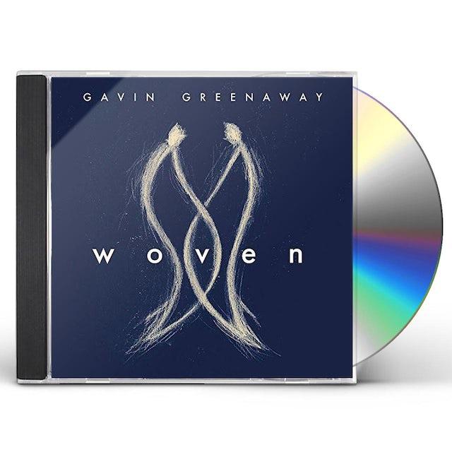 Gavin Greenaway WOVEN CD