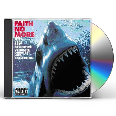 Faith No More VERY BEST DEFINITIVE ULTIMATE GREATEST HITS COLLEC CD