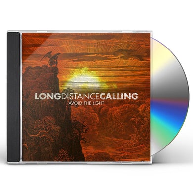 Long Distance Calling AVOID THE LIGHT CD