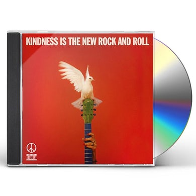 Peace KINDNESS IS THE NEW ROCK & ROLL CD