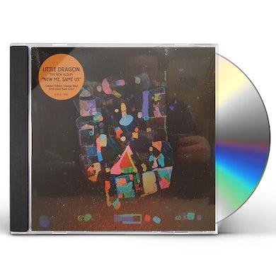Little Dragon NEW ME, SAME US CD