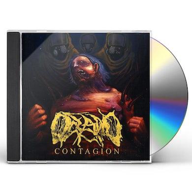 Oceano CONTAGION: DELUXE CD
