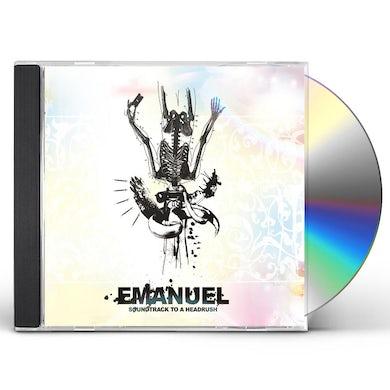 Emanuel SOUNDTRACK TO A HEADRUSH CD
