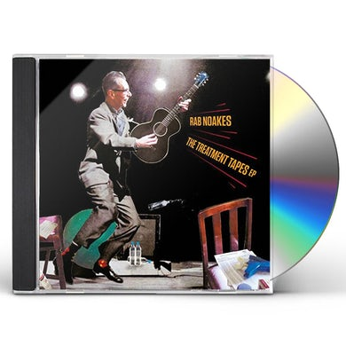 Rab Noakes TREATMENT TAPES CD