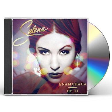 Selena ENAMORADA DE TI CD