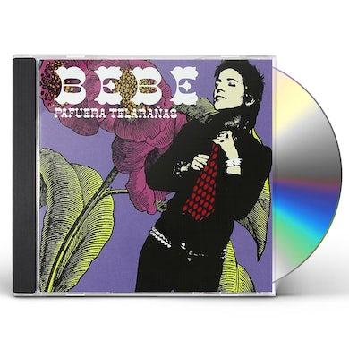 Bebe PAFUERA TELARANAS CD