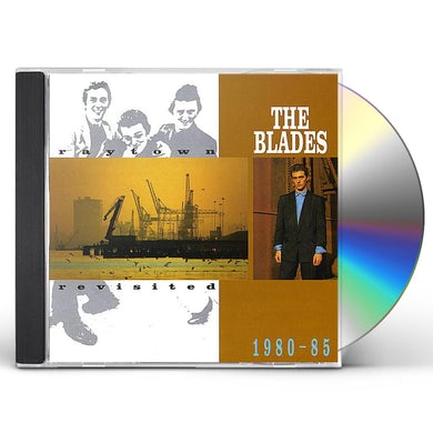 Blades RAYTOWN REVISITED CD