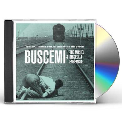 Buscemi VERTOV L'UOMO CONLA MACCHINA DA PRESA CD