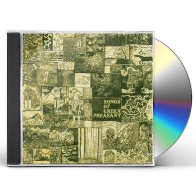 SONGS OF GREEN PHEASANT CD