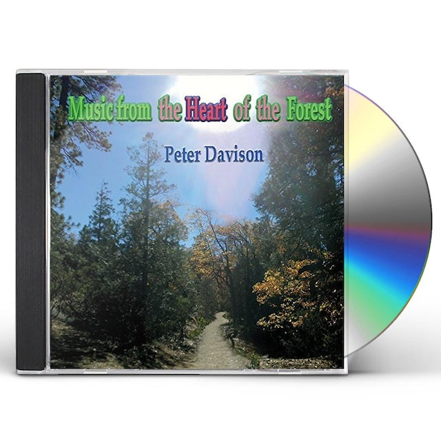 Peter Davison MUSIC FROM THE HEART OF THE FOREST CD