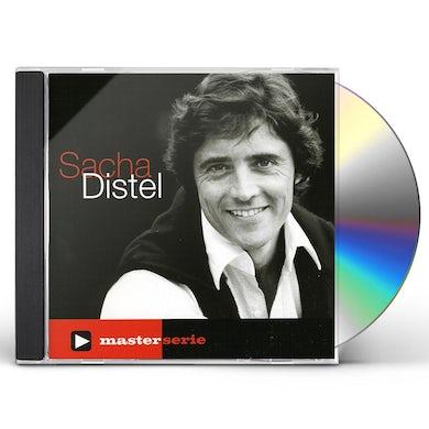 Sacha Distel MASTER SERIE CD