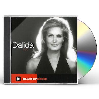 Dalida MASTER SERIE 2 CD