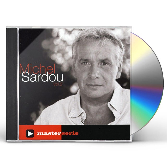 Michel sardou MASTER SERIE 2 CD