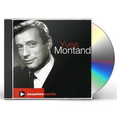 Yves Montand MASTER SERIE CD