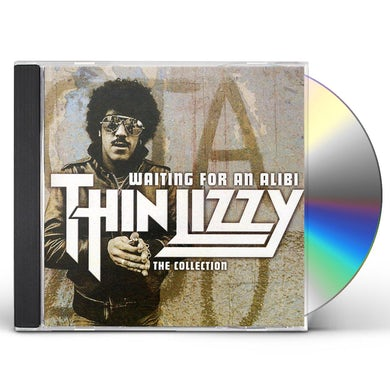 Thin Lizzy WAITING FOR AN ALIBI: COLLECTION CD