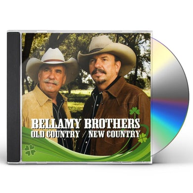 Bellamy Brothers OLD COUNTRY/NEW COUNTRY CD