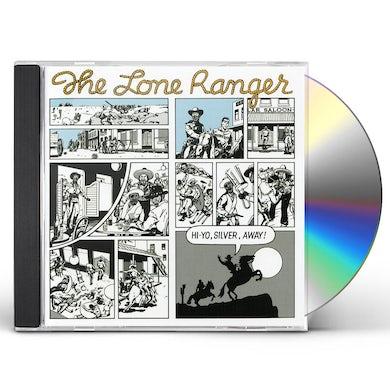 Lone Ranger HI YO SILVER AWAY CD