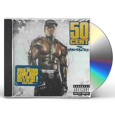 50 Cent MASSACRE CD
