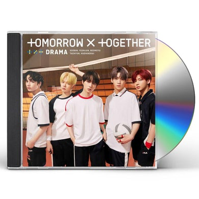 TOMORROW X TOGETHER DRAMA (VERSION A) CD