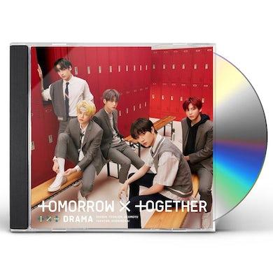 TOMORROW X TOGETHER DRAMA (CD/DVD) (Version B) CD