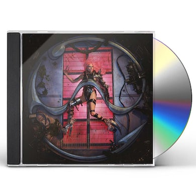 Lady Gaga CHROMATICA CD