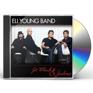Eli Young Band JET BLACK & JEALOUS CD