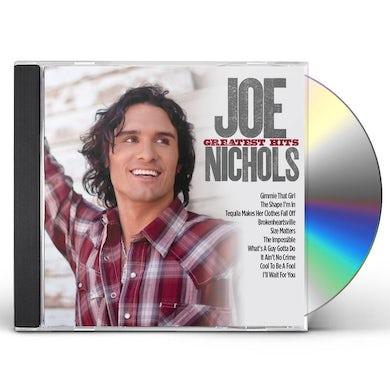 JOE NICHOLS GREATEST HITS CD