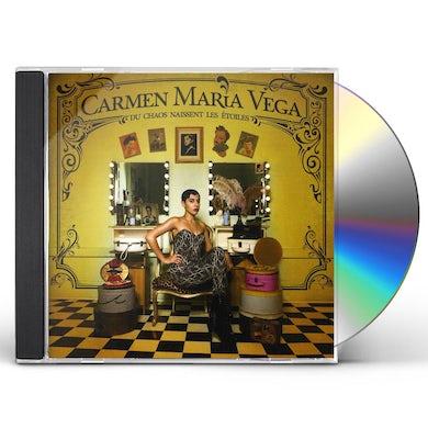 Carmen Maria Vega DU CHAOS NAISSENT LES ETOILES CD