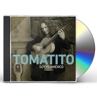 Tomatito SOY FLAMENCO CD