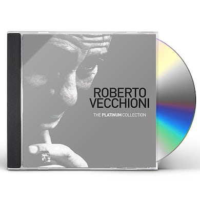 Roberto Vecchioni PLATINUM COLLECTION CD