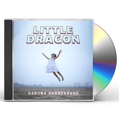 Little Dragon NABUMA RUBBERBAND CD