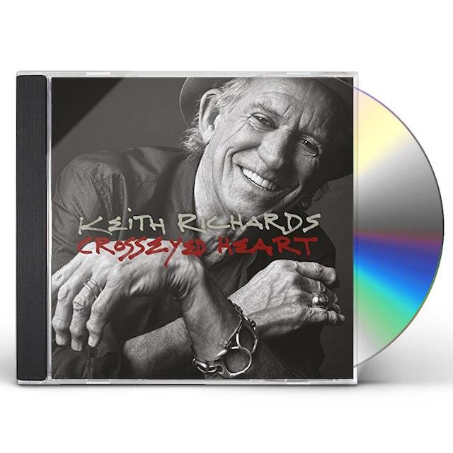 Keith Richards CROSSEYED HEART CD