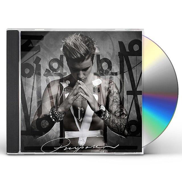 Justin Bieber PURPOSE: FAN BOX CD