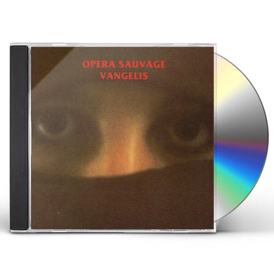 Vangelis OPERA SAUVAGE CD