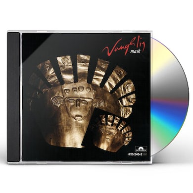 Vangelis MASK CD