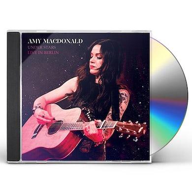 Amy Macdonald UNDER STARS (LIVE IN BERLIN) CD