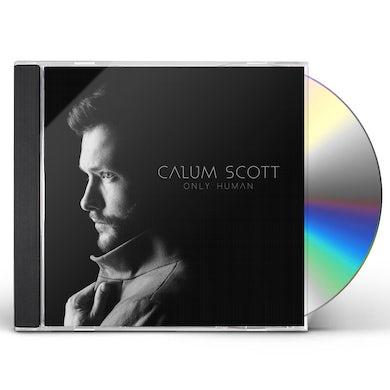 Calum Scott ONLY HUMAN CD