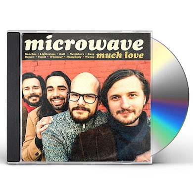 Microwave MUCH LOVE CD