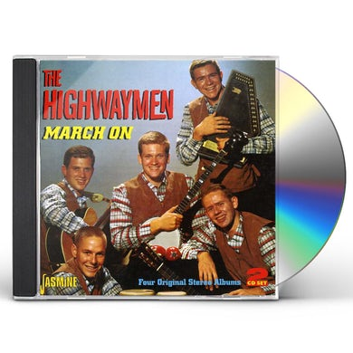 Highwaymen MARCH ON CD
