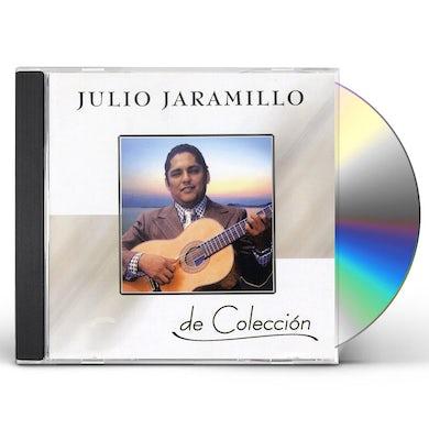 Julio Jaramillo DE COLECCION CD
