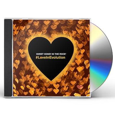 Sweet Honey In the Rock LOVEINEVOLUTION CD