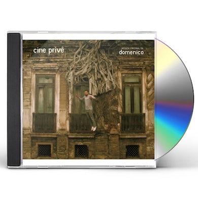 Domenico CINE PRIVE CD