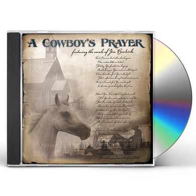 Jim Hendricks COWBOY'S PRAYER CD