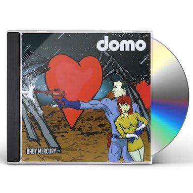 Domo BABY MERCURY CD