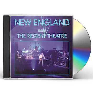 New England Live At The Regent Theatre CD