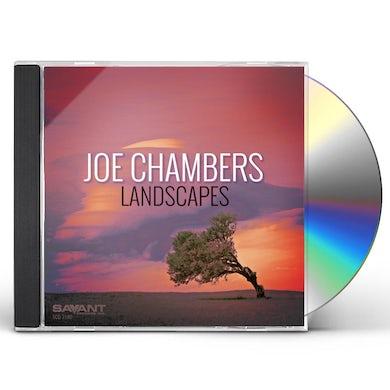 Joe Chambers LANDSCAPES CD