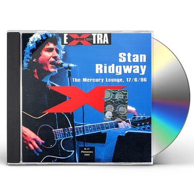 Stan Ridgway 1996 AT MERCURY LOUNGE NYC CD