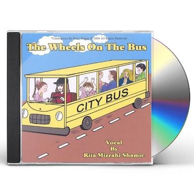 Rita Mizrahi Shamie WHEELS ON THE BUS CD