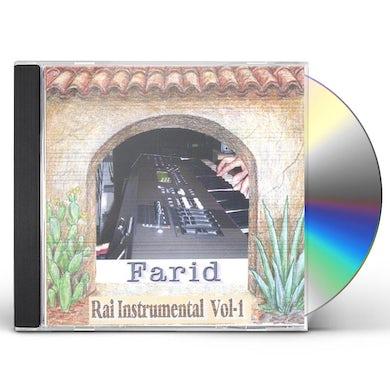 Farid RAI INSTRUMENTAL 1 CD